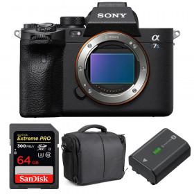 Sony Alpha a7S III Body + SanDisk 64GB Extreme PRO UHS-II SDXC 300 MB/s + Sony NP-FZ100 + Bag | 2 Years Warranty