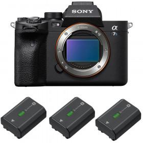 Sony Alpha a7S III Body + 3 Sony NP-FZ100 | 2 Years Warranty