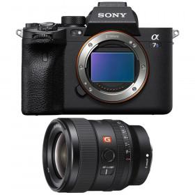 Sony Alpha a7S III + FE 24mm f/1.4 GM | 2 Years Warranty