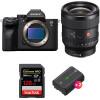 Sony Alpha a7S III + FE 24mm f/1.4 GM + SanDisk 128GB Extreme PRO UHS-II SDXC 300 MB/s + 2 Sony NP-FZ100 | 2 Years Warranty