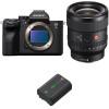 Sony Alpha a7S III + FE 24mm f/1.4 GM + 1 Sony NP-FZ100   2 Years Warranty