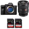 Sony Alpha a7S III + FE 24mm f/1.4 GM + 2 SanDisk 64GB Extreme PRO UHS-II SDXC 300 MB/s | 2 Years Warranty