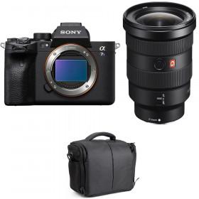 Sony Alpha a7S III + FE 16-35mm f/2.8 GM + Sac