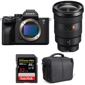 Sony Alpha a7S III + FE 16-35mm f/2.8 GM + SanDisk 32GB Extreme PRO UHS-II SDXC 300 MB/s + Sac