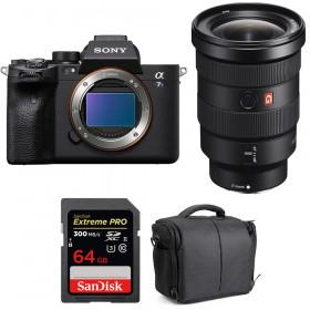 Sony Alpha a7S III + FE 16-35mm f/2.8 GM + SanDisk 64GB Extreme PRO UHS-II SDXC 300 MB/s + Sac
