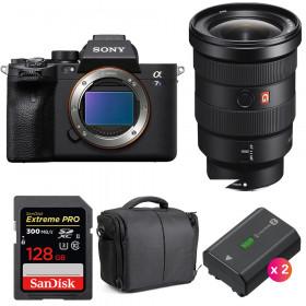 Sony Alpha a7S III + FE 16-35mm f/2.8 GM + SanDisk 128GB Extreme PRO UHS-II 300 MB/s + 2 NP-FZ100 + Sac