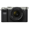 Sony Alpha a7C + FE 28-60mm f/4-5.6 Silver | 2 Years Warranty