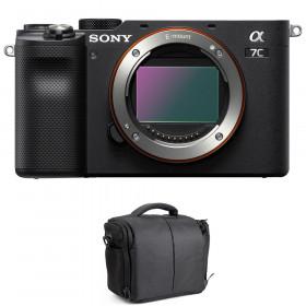 Sony Alpha a7C Body Black + Bag   2 Years Warranty