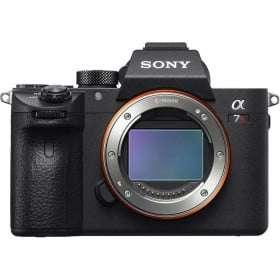 Sony A7R III Nu