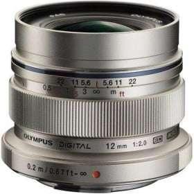 Olympus M.Zuiko Digital ED 12mm f/2.0
