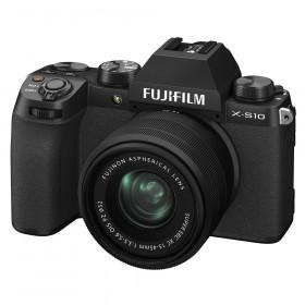 Fujifilm X-S10 + XC 15-45mm F3.5-5.6 OIS