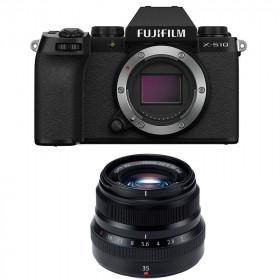 Fujifilm X-S10 ( XS10 ) + XF 35mm f/2 WR