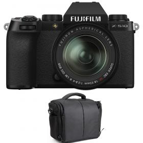 Fujifilm X-S10 ( XS10 ) + XF 18-55mm f/2.8-4 R LM OIS + Sac