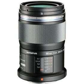 Olympus M.Zuiko Digital ED 60mm f2.8 Macro | 2 Years Warranty