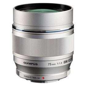 Olympus M.Zuiko Digital ED 75mm f1.8 | 2 Years Warranty
