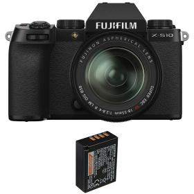 Fujifilm X-S10 ( XS10 ) + XF 18-55mm f/2.8-4 R LM OIS + 1 Fujifilm NP-W126S