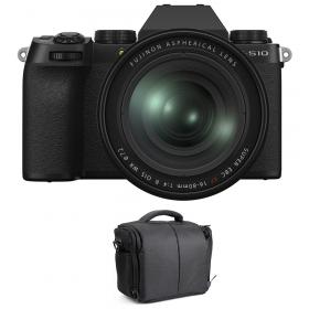 Fujifilm X-S10 ( XS10 ) + XF 16-80 F/4 WR + Bolsa
