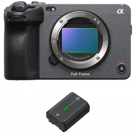 Sony FX3 Camera Cinéma + Sony NP-FZ100