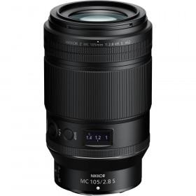 Objetivo Nikon Nikkor Z MC 105mm f/2.8 VR S Macro