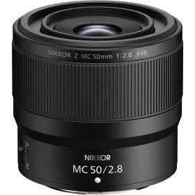 Objetivo Nikon Nikkor Z MC 50mm f/2.8 Macro