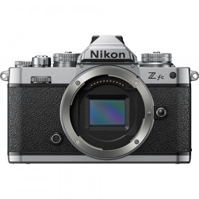 Cámara mirrorless Nikon Z fc Cuerpo
