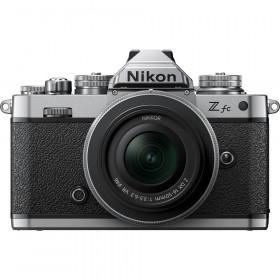 Cámara mirrorless Nikon Z fc + NIKKOR Z DX 16-50mm f/3.5-6.3 VR
