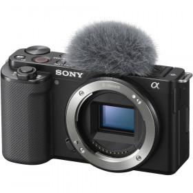 Cámara mirrorless Sony ZV-E10 Negro Cuerpo
