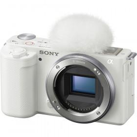 Cámara mirrorless Sony ZV-E10 Blanco Cuerpo