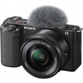 Cámara mirrorless Sony ZV-E10 + 16-50mm Negro