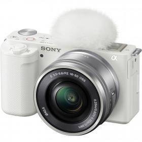 Sony ZV-E10 + 16-50mm Blanc