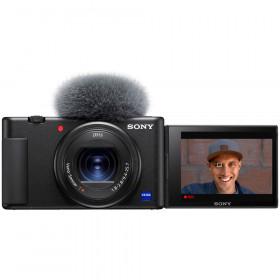 Cámara mirrorless Sony ZV-1 Negro