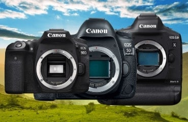 Our Canon DSLR