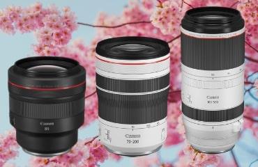 Objectifs Canon RF